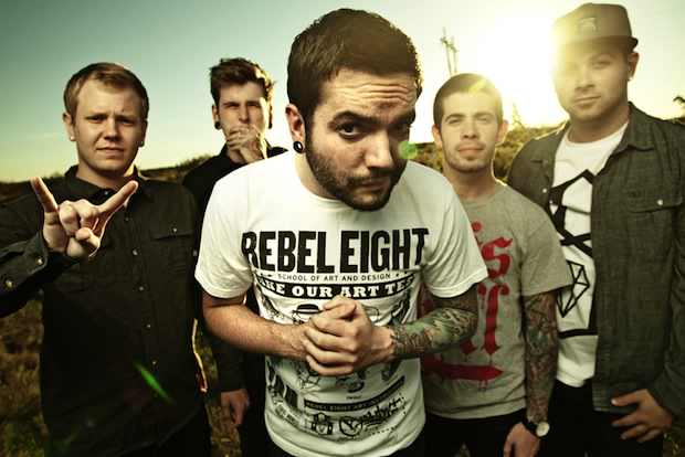 A Day To Remember – Paranoia single review