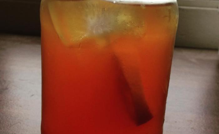 Amaretto Iced Tea