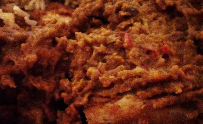 Chilli Peanut ButterChicken