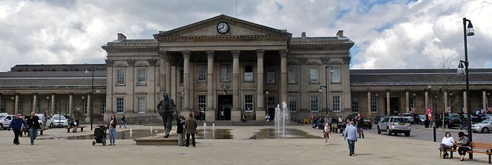 A Guide to the Venues of Huddersfield